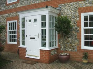 upvc porches