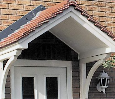uPVC Porches UK